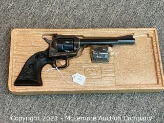 Colt New Frontier .22LR Revolver