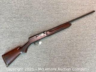 Remington 16 Gauge Shotgun