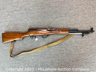 SKS 7.62x39 Rifle