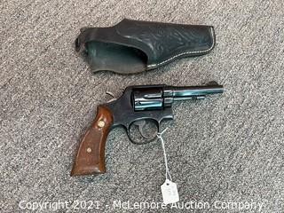 Smith & Wesson .38 Special CTG Revolver