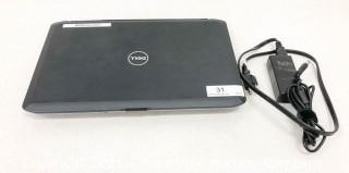 Dell Latitude E5530 Laptop with Power Cord
