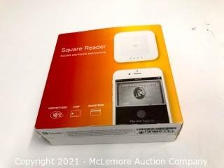 Square Reader Kit with S6 Chip Reader
