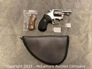 Rossi .38 Special Pistol with Extra Grips S/N W083111