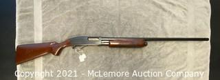 Remington Wingmaster Model 870 12 Gauge Shotgun S/N 87673V
