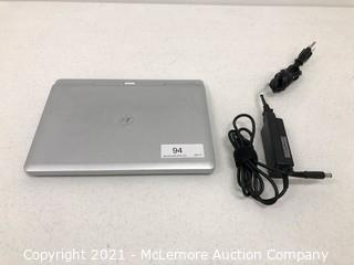 HP EliteBook Revolve 810 Tablet with Power Cord