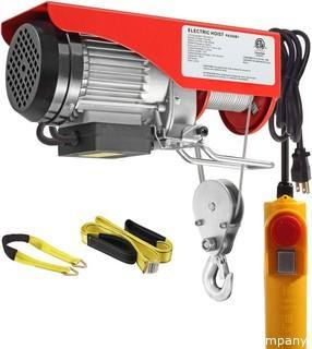 440 Lift Electric Hoist Crane Remote Control Power System