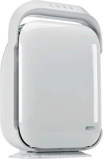 Germ Guardian Air Purifier High CADR True HEPA Filter Large Rooms to 335 sq ft UV Light Sanitizer Eliminates GermsMoldOdors Filters AllergiesPollenSmokeDustPet Dander IonizerAC9200W
