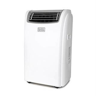 Black + Decker BPACT14HWT Portable Air Conditioner 14 000 BTU + Heat White