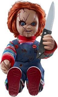 Spirit Halloween Talking Chucky Doll