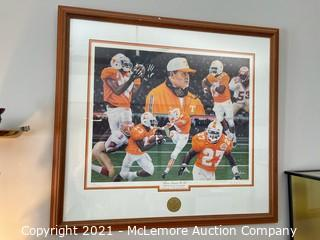 """""""How Sweet It Is"""" 1998 National Champions Framed Print"""