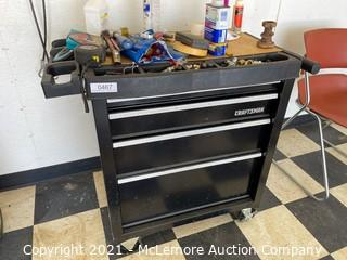 Tool Chest with Contents
