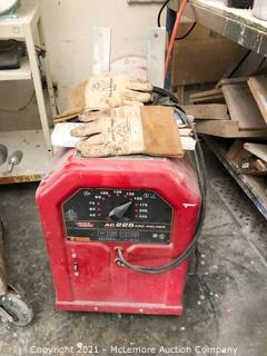 Lincoln Electric AC225 Arc Welder with Accessories
