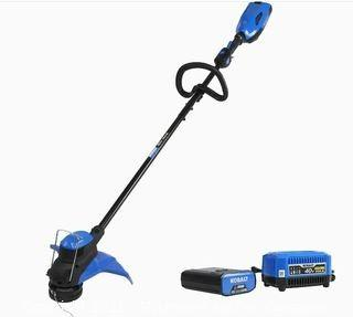 Kobalt 40-Volt Max 15-in Straight Cordless String Trimmer - USED & TESTED