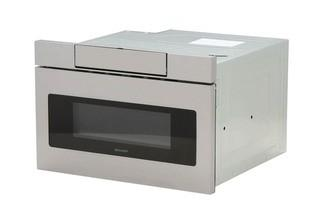Sharp 1.2 cu. ft. 24 in. Microwave Drawer with Concealed Controls Built-In Stainless Steel with Sensor Cooking MSRP: 1339