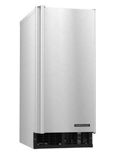 """Hoshizaki C-80BAJ 14 7/8""""W Nugget Undercounter Ice Maker - 80 lbs/day Air Cooled MSRP:$3110  NEW IN BOX MINOR DENT IN BOTTOM LEFT SIDE PANEL"""