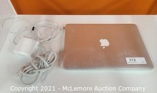 Apple MacBook Pro A1502 with Power Cord