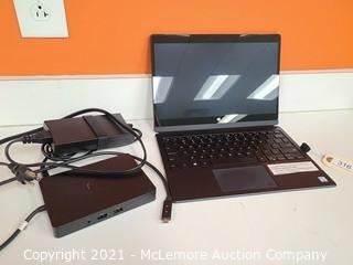 Dell Latitude 12-7275 Tablet T02H001 with Power Cord