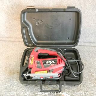 Skil Variable Speed 4380 Jig Saw with Case