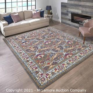 Rio Rug Collection - Dover Gray - Rug Size : 5 ft. 3 in. x 7 ft. - BRAND NEW