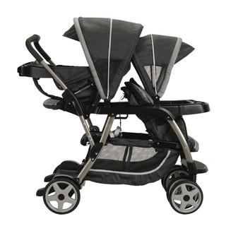 Ready2Grow� Click Connect� LX Double Stroller