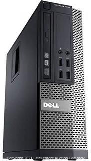 DELL Optiplex 7010 SFF Desktop PC - Intel Core i5-3470 3.2GHz 8GB 250GB DVD Windows 10 Pro (Renewed) - UNTESTED & NOT INSPECTED