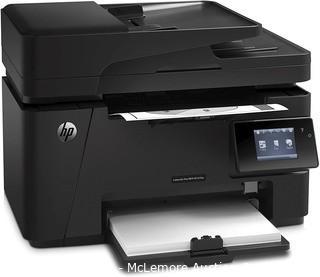 HP Laserjet Pro M127fw Wireless All-in-One Monochrome Printer (CZ183A) - NEW SEALED - MSRP $499.99