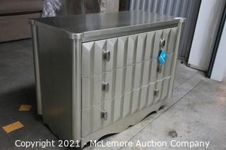 Stein World Silver Geometric Front Dresser