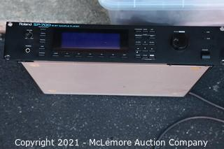 Roland SP-700 16 Bit Sample Player