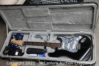2001 Fender SSS Stratocaster