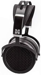 HIFIMAN SUNDARA Hi-Fi Headphone with 3.5mm Connectors.   Planar Magnetic.   Comfortable Fit with Updated Earpads-Black