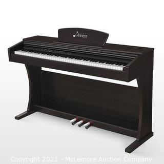 Donner DDP-300 digital piano 88-key weighted keyboard