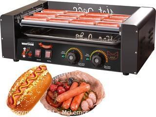 WantJoin Hot Dog Grill Machine