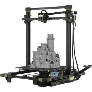 ANYCUBIC Chiron 3D Printer. Semi-auto Leveling Large FDM Printer with Ultrabase Heatbed. Suitable for 1.75 mm Filament. TPU. Hips. PLA. ABS etc. / 15.75 x 15.75 x 17.72 inch(400x400x450mm)
