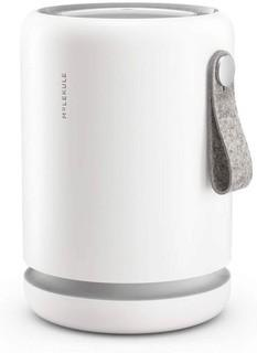 Molekule Air Mini Small Room Air Purifier with PECO Technology for Smoke. Allergens. Pollutants. Viruses. Bacteria. and Mold. White