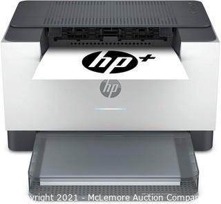 HP LaserJet M209dwe Wireless Black & White Printer with bonus 6 free months Instant Ink with HP+ (6GW62E)