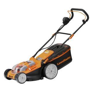 LawnMaster CLMF4015K Cordless Brushless Lawn Mower 40V