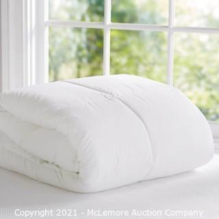 EVERGREEN: 72X80 1S-PT White Duvet