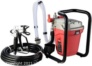Himalaya Airless Paint Sprayer Spray Gun Power Painter 3000PSI High Pressure 5/8HP?650W?