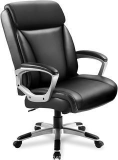 ComHoma Office Computer Desk Chair-Black