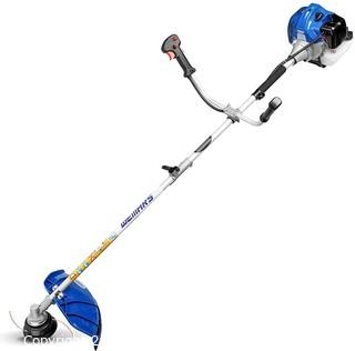 WEMARS 42.7CC Gas String Trimmer 2-Cycle Gas Brush Cutter Straight Shaft 2 in 1 Cordless Grass Edger Weed Wacker Gasoline Powered Weed Eater (WS-ST42G) Parts Unverified