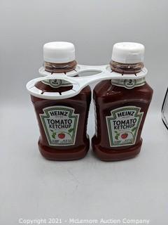 Heinz Organic Tomato Ketchup, 44 oz, 2 ct