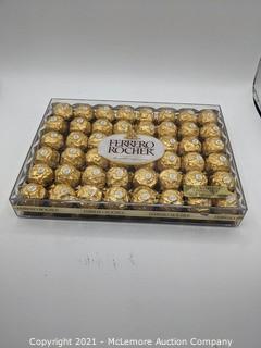 Ferrero Rocher Fine Hazelnut Chocolates 21.2 oz.