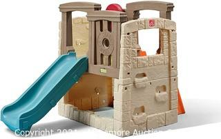 Step2 Naturally Playful Woodland Climber - Kids Durable Plastic Slides and Climbers.  Multicolor - New in Box - $339