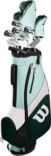 Wilson Golf Profile SGI Women's Complete Golf Set.  Cart Bag
