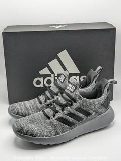 New In Box - Adidas Men's Lite Racer BYD Running Shoes Grey - Size: 9.5