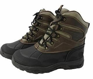 New in Box - Weatherproof Men's Clint Winter Hiking Boots - Size 11