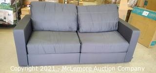 High-End Modern Modular Base Loveseat - Changeable.  Rearrangable & The Worlds Most Accomadatable Couch - Slipcover Not Included