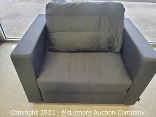 High-End Modern Modular Base CHAIR - Changeable.  Rearrangable & The Worlds Most Accomadatable Couch - Slipcover Not Included