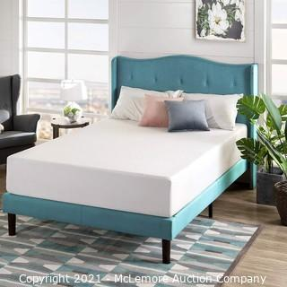 Zinus 12 Inch Green Tea Memory Foam Mattress / CertiPUR-US Certified / Bed-in-a-Box / Pressure Relieving.  King - MSRP $501
