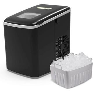 Terra Hiker Ice Maker for Countertop.  9 Ice Cubes Ready in 6 Minutes.  28.7 lbs Ice in 24 Hours.